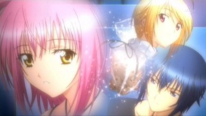 ikuto and amu ... humpty lock and dumpty key