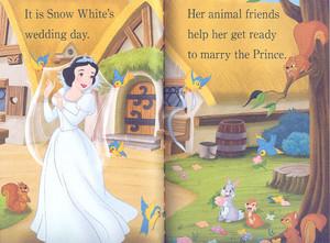 Snow White's Wedding दिन