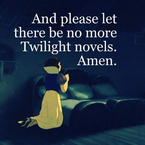 No more twilight