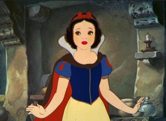 Snow White Gorgeous screen snap