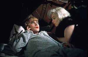 Some Like it Hot(1958 )-photographed 由 Richard C. Miller