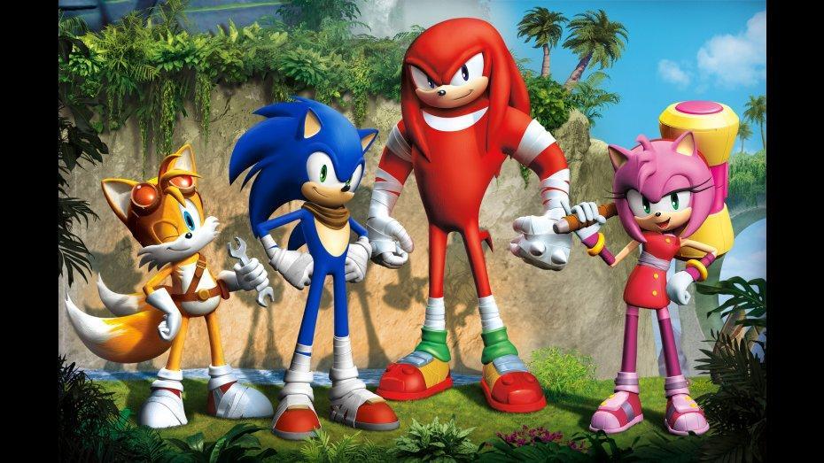 Sonic Boom tv Series Characters Sonic-boom-2014-tv-series