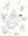 Art dump of terribleness  - sonic-fan-characters photo