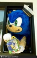 Sonic in Mcdonalds