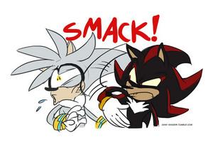 Slap! Smack!