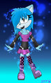 This is me as a SonicX character!!! - sonic-girl-fan-characters photo