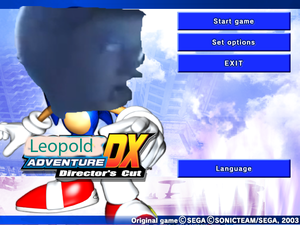 Sonic is replaced 의해 Leopold