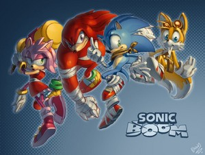 .:Sonic BOOM:.