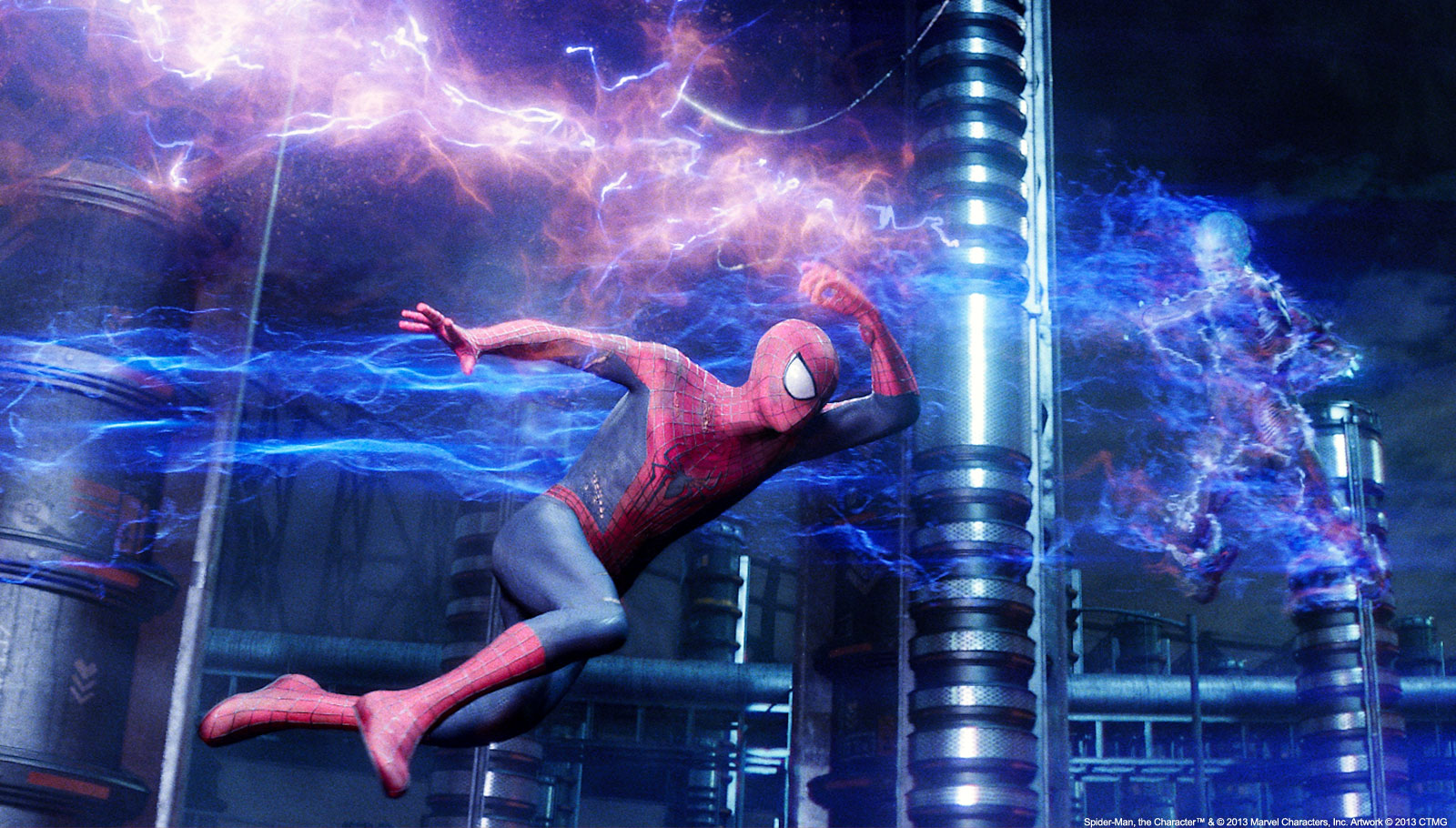 My pics collection of The Amazing Spider-Man 2