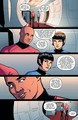 star trek ongoing 29 | Spock and 'Uhuro' genderbend parallel reality