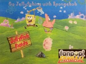 Spongebob Pinball Ad