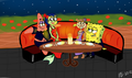 double date - spongebob-squarepants fan art