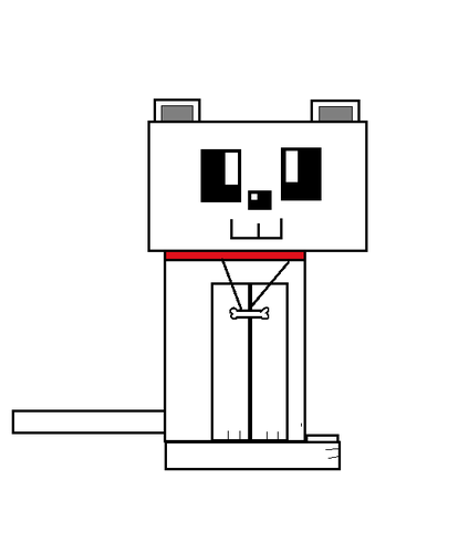 Stampylongnose wallpaper titled Barnaby (drawing)