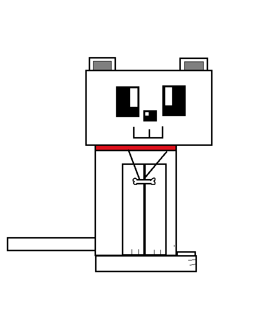 Barnaby (drawing) - Stampylongnose - 10.6KB