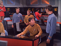 Star Trek crew - star-trek-the-original-series photo