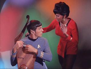 Spock Uhura!