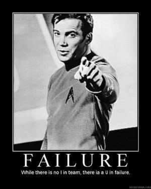 Kirk - Failure