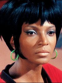 Uhura sweet!