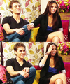 Nina and Paul - stefan-and-elena fan art