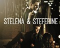 Stelena | Steferine - stefan-salvatore fan art