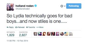 holland roden tweet