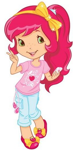 Strawberry Shortcake wallpaper possibly with anime titled Strawberry Shortcake Pictures
