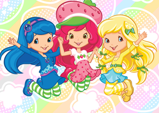 Strawberry Shortcake wallpaper probably with anime called Strawberry Shortcake Pictures