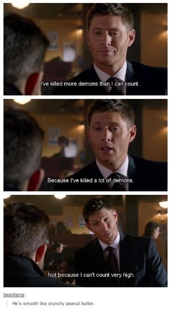 Funny Supernatural (Tumblr)