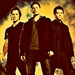 Sam, Dean and Castiel - supernatural icon