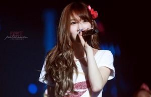Taeyeon - GG World Tour
