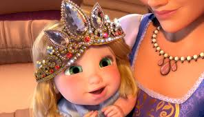 Baby Rapunzel Tangled Photo 36607098 Fanpop