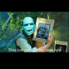 Voldemort took Flynn's body
