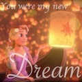 You were my new Dream  - tangled fan art