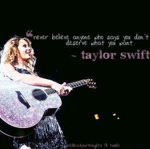 Taylor 迅速, スウィフト <3