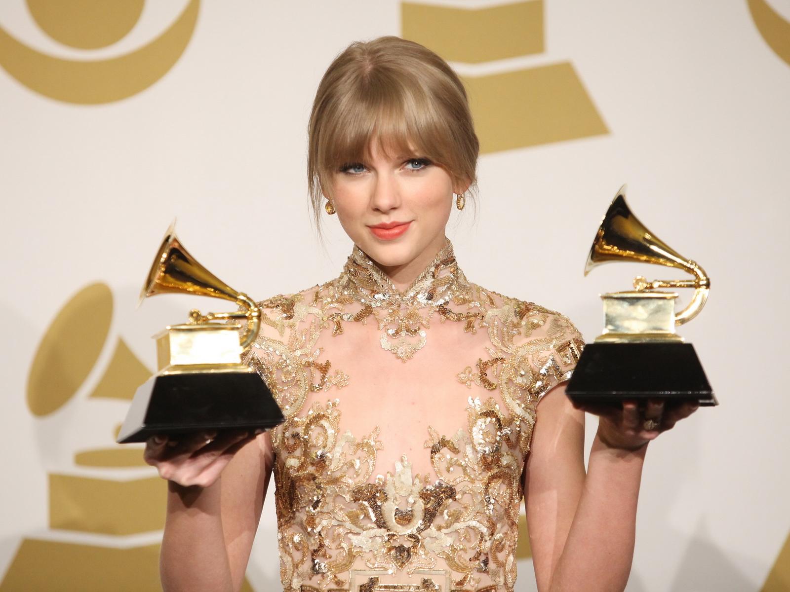 Taylor Swift awards