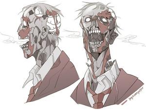 Zombie Spy
