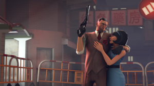 Spy and Scout's Mother
