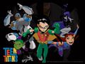 Teen Titans - teen-titans photo