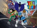 *******Teen Titans******** - teen-titans photo