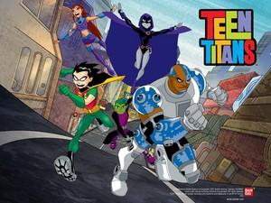 *******Teen Titans********