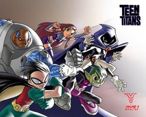 ******Teen Titans******