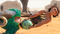 Hunting For Food - the-croods photo