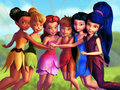 The Fairies - disney-fairies fan art