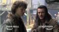 Luke Evans and John Bell