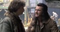 Luke Evans and John Bell  - the-hobbit-the-desolation-of-smaug photo