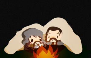 Bofur and Nori