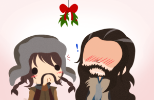 Bofur and Thorin