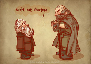 Balin and Dwalin