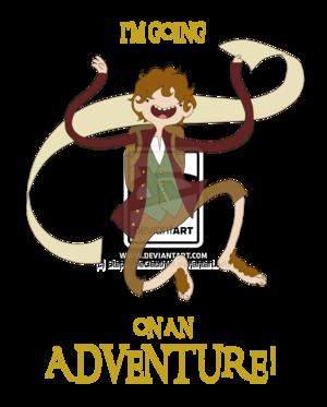 Bilbo - Adventure Time