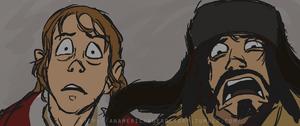 Bilbo and Bofur